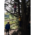 We are devOpting our climbing and problem solving skills by climbing higher each week
