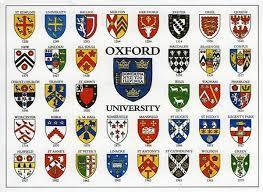 Coats of Arms, OU Colleges