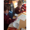 We have been learning all about addition!