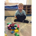 We have introduced mini mes into our play, great for developing language.