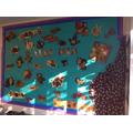 Our 'Leafman' display