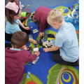 More teamwork to create another puzzle