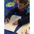 We have been working hard to sound out words.