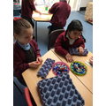 Counting with 1:1 correspondence