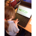 Creating a snake on 2simple.