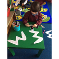 We learnt w in phonics this week.