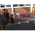 A maths game focusing on numbers 1-5