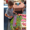 Making dancing Chinese dragons
