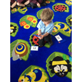 Making numbers with numicon