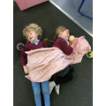 It's tiring work learning in Ducklings!