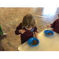 We have been trying lots of new foods this term.