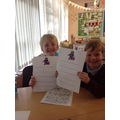 We are very proud of our writing