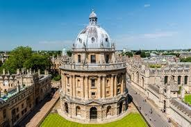 Radcliffe Camera - Part of the Bodleian Library