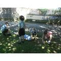 Florence Nightingale trainees