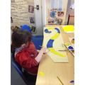 Making pattern snakes!