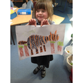 Drawing jungle animals!