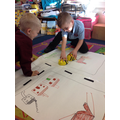 We have been learning how to programme a beebot