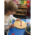 We have been very busy making repeating patterns.