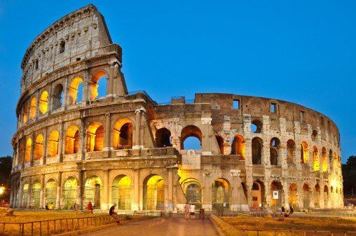 The Colosseum (Italy)