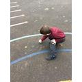 We learnt the tricky word go....