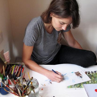 Laura Carlin: Illustrator