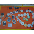 Our display for international dot day