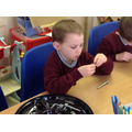 Developing our fine motor skills