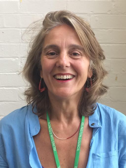 Berrin Bates - Art Therapist