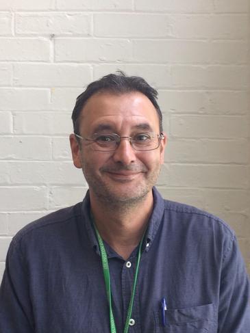 Rob Price - Saturn Class Teacher