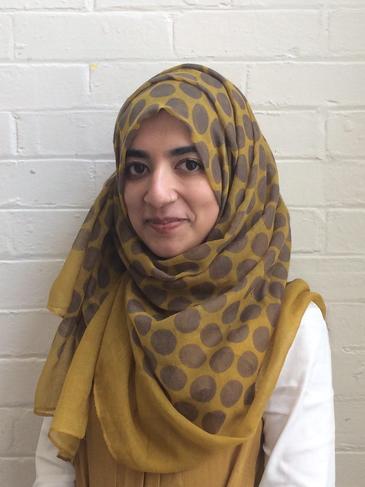 Fatemah Naquvi - Stars Class Teacher