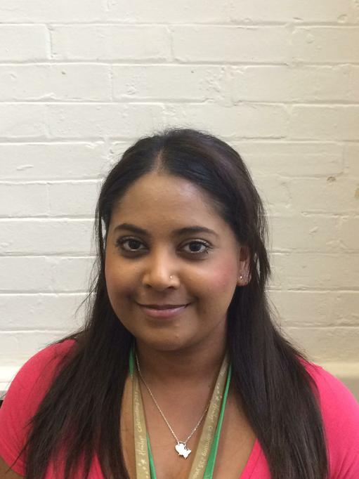 Naz (Teaching Assistant and Cover Supervisor)