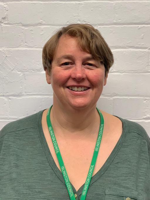 Pam Nicholls - Extended School Worker