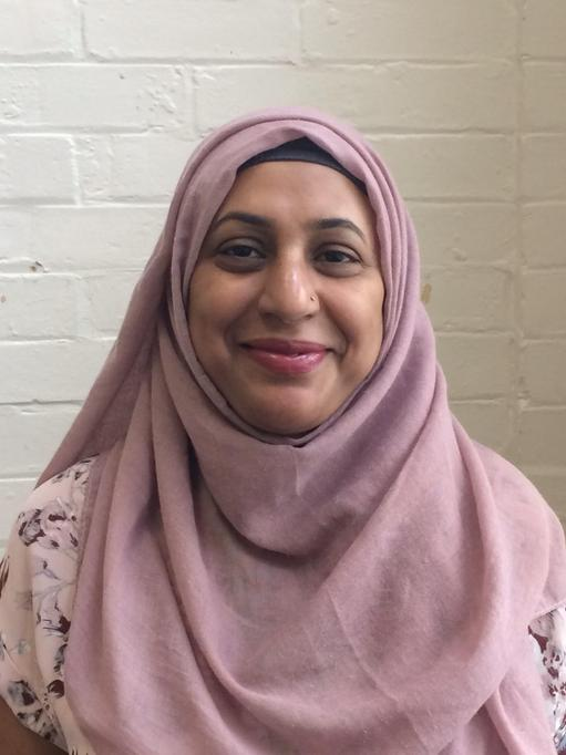 Zohra Hussain - Attendance Officer