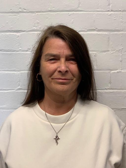 Barbara Wearn - Admin TA