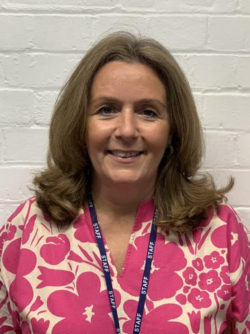 Paula Thompson - Admin Assistant