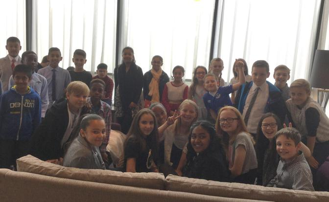 A visit to Jury's Inn
