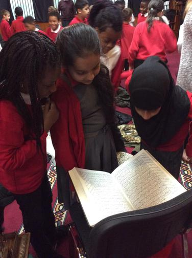 Reading the Qu'ran