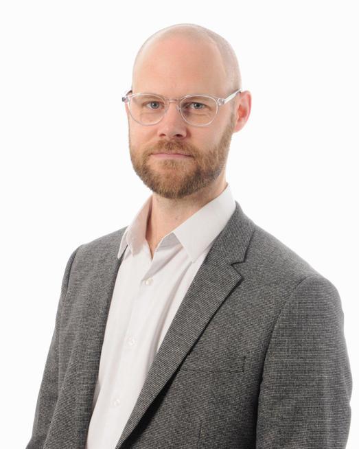 Ben Sutton - Headteacher