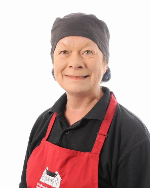 Dawn Todd - Kitchen Supervisor