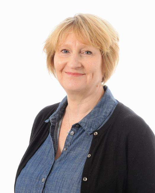 Sue Walker - Teaching Assistant / Librarian