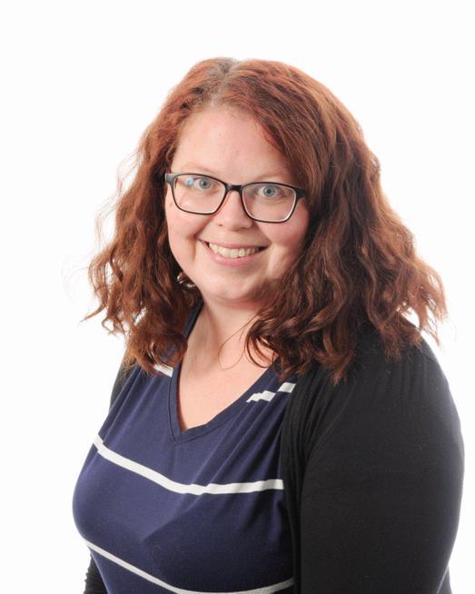 Lisa Auckland - Teaching Assistant