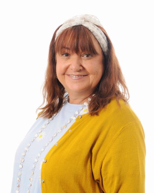 Mandy Newby - Class Teacher