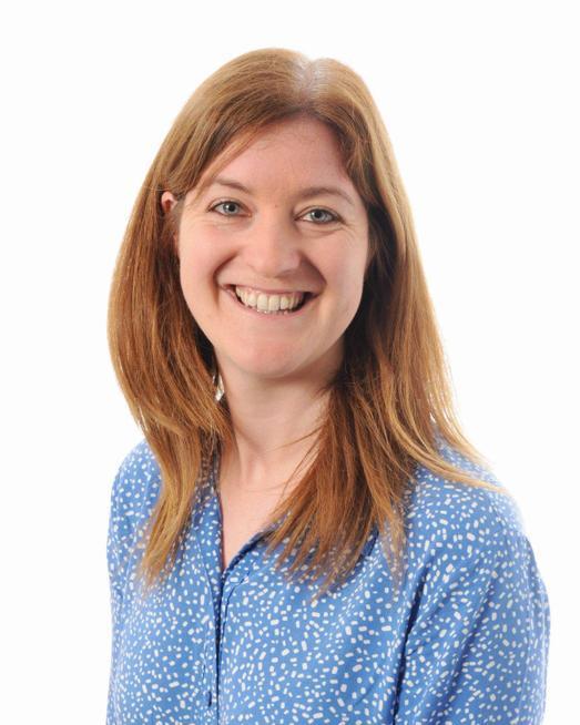 Claire Scott-South - Deputy Head / Class Teacher