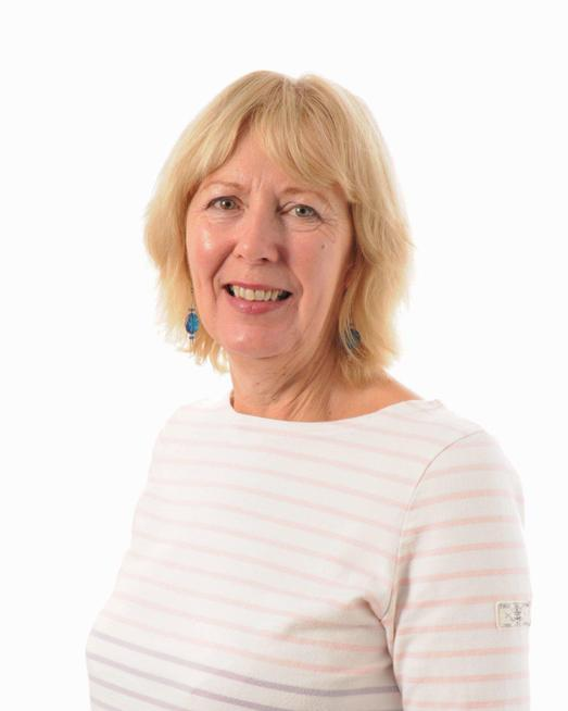 Susie Field - Teaching Assistant