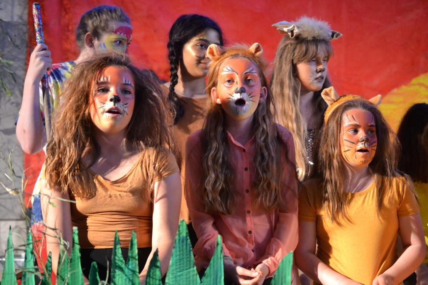 Year 6 Leavers Performance: The Lion King