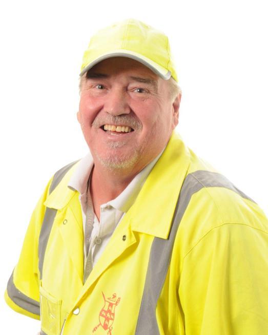 Dean Allen - Crossing Patrol / Deputy Site Manager