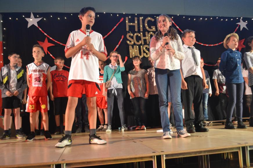 Year 6 Leavers Performance: High School Musical
