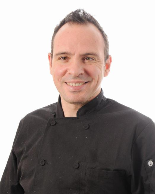 Luca Panetta - Head Chef / Kitchen Manager