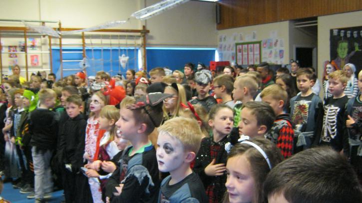 Hallowe'en Assembly