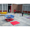 Primary 1 Outside Play Area